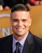 LOS ANGELES - JAN 27:  Mark Salling arrives to the SAG Awards 2013  on January 27, 2013 in Los Angeles, CA