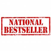 National Bestseller-stamp