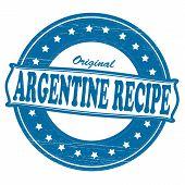 Original Argentine Recipe