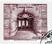 Stockholm Post Office
