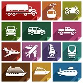 Transport flat icon-07
