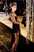 Fashion Show For Caroline Yassa Model 08