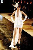 Fashion Show For Caroline Yassa Model 10