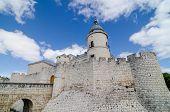 Castle Of Simancas, Valladolid
