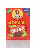A Box Of Sun-maid Raisins