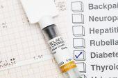 Medical Syringe With Result