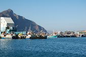 Hout Bay Fishing Boats
