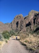 Organ Mountains in the Summer