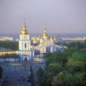 St. Michael's Cathedral In Kyiv.