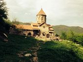 picture of armenia  - Ancient Church in Kapan - JPG
