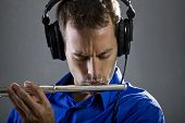 Flute Musician