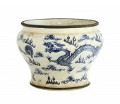 Chinese Ceramic Pot