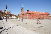 Old Town Of Warsaw