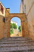 Porta di Mezzogiorno. Genzano di Lucania.Italy.