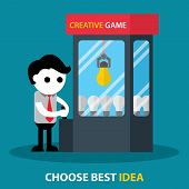 Choose Best Idea