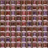 Pink Glass Brick Pattern