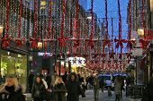 Stockholm - Christmas bustle
