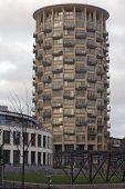 Stockholm - circular housing complex