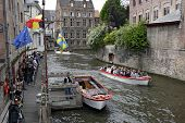 Brugge - Exploration by boat