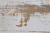 Old dilapidated painted surface. Art background