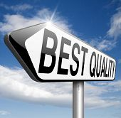best quality sign qualities certificate 100% guaranteed top product