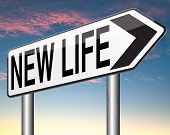 new life fresh start or beginning