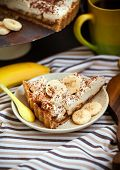 picture of toffee  - Banoffee pie  - JPG