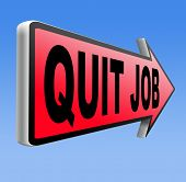 quit job change profession resigning from work and getting unemployed