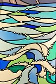 stain glass background