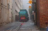 City Scene - Trash Collection