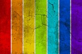 Multicolored vintage background