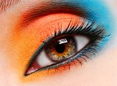 Mode-Auge