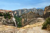Meteora, Grécia