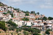 Small town in Greece.  Parnassus