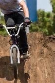 pic of moto-x  - A BMX  - JPG