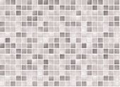 Seamless grey square tiles pattern