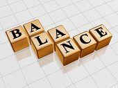 Gouden evenwicht