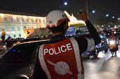 Police on Night Shift