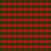Christmas And New Year Tartan Plaid. Scottish Pattern In Green And Red Cage. Scottish Cage. Traditio poster