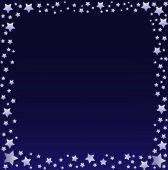 Night Sky Border