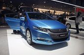 Honda Insight 1.3i Hybrid Eleganz plus