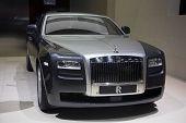 Rolls Royce 102Ex Electric Concept