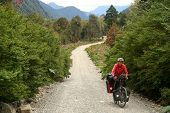 Cycling on Carretera Austral