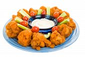 Spicy Chicken Wing Platter