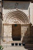 The baroque St. George gate of Ragusa Ibla