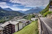 Berchtesgaden mountain resort