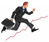Financial Success, Illustration