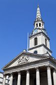 St Martin In The Fields Church In London