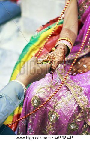 Great Hindu Wedding Ritual All