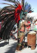 Aztec Drummer3